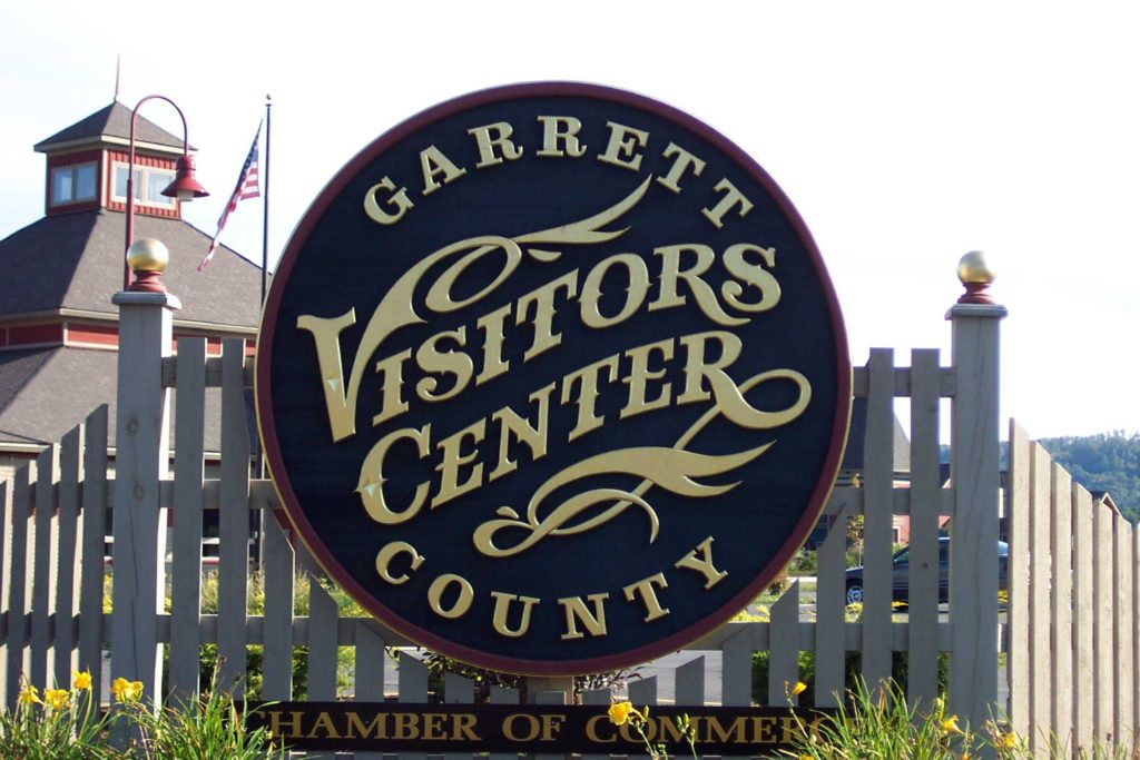 Garrett Welcome Center